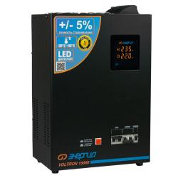 Стабилизатор напряжения Энергия Voltron 15000 (5%) / Е0101-0161